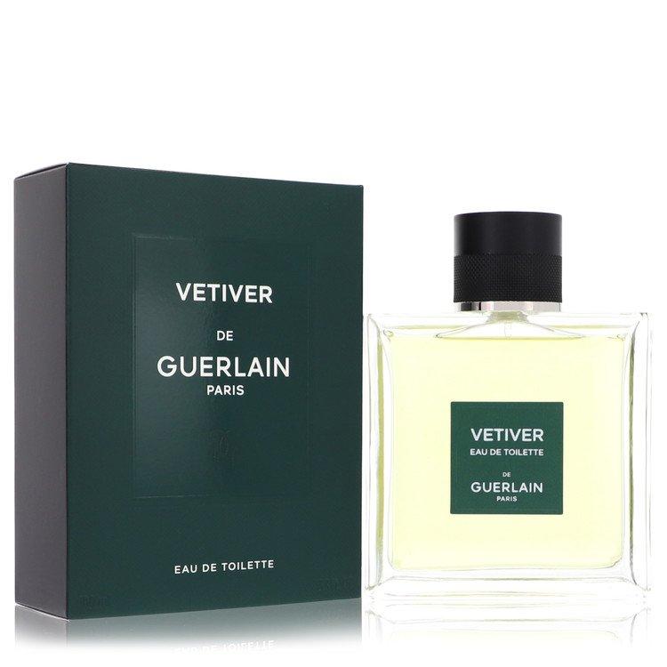 Vetiver by Guerlain (1961) — Basenotes.net