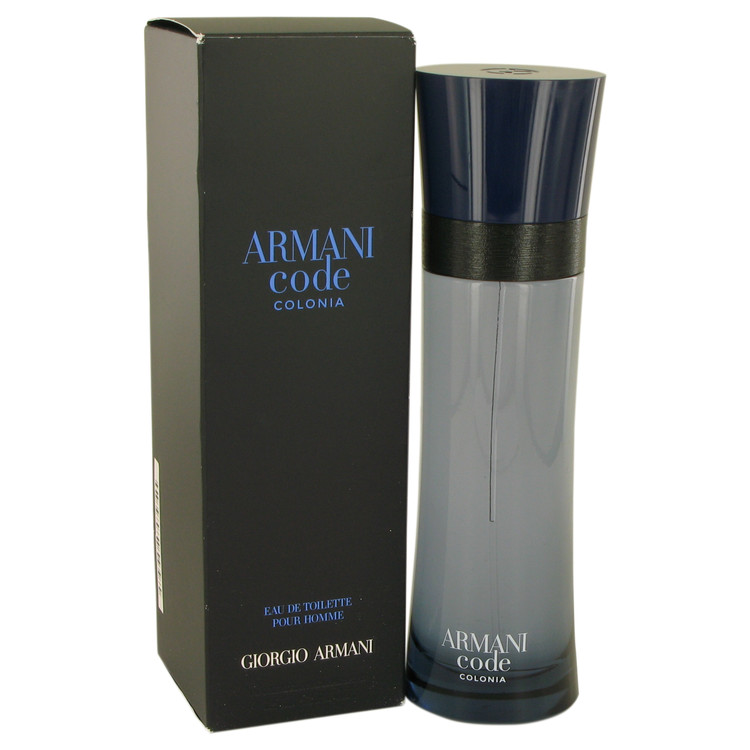 dc683aae5b4e Armani Code Colonia Cologne by Giorgio Armani - 4.3 oz Eau De Toilette Spray