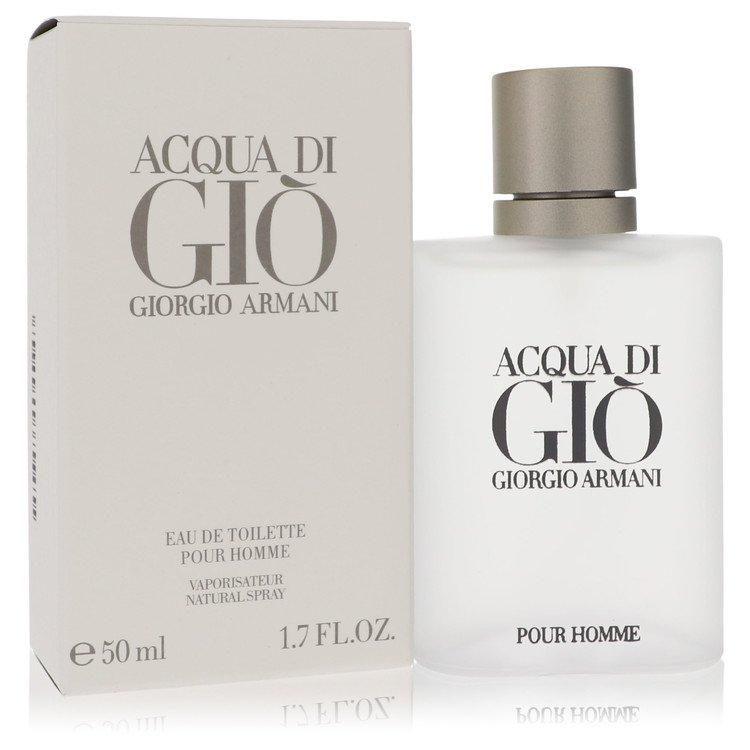 c49cb3a746b4 Acqua Di Gio Cologne by Giorgio Armani - 1.7 oz Eau De Toilette Spray