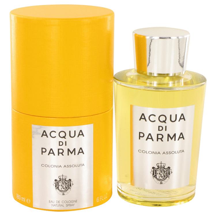 Acqua Di Parma Colonia Assoluta Cologne by Acqua Di Parma - 6 oz Eau De Cologne Spray 501793