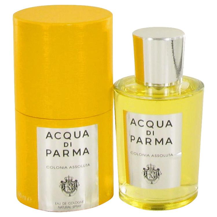 Acqua Di Parma Colonia Assoluta Cologne by Acqua Di Parma - 3.4 oz Eau De Cologne Spray 465745