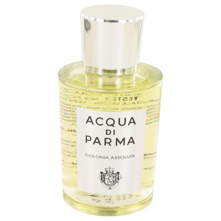 Acqua Di Parma Colonia Assoluta Cologne by Acqua Di Parma - 3.4 oz Eau De Cologne Spray (Tester) 533465