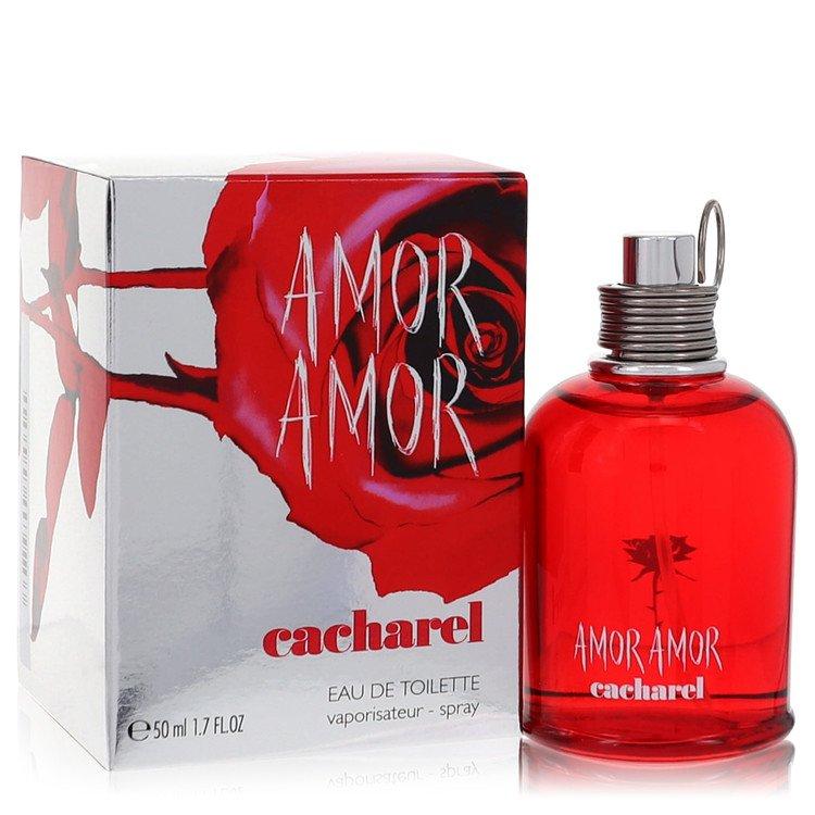 8533f59d9d9 Amor Amor Perfume by Cacharel - 1.7 oz Eau De Toilette Spray
