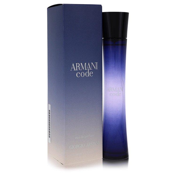 b46e6af33 Armani Code Perfume by Giorgio Armani - 2.5 oz Eau De Parfum Spray (Health &