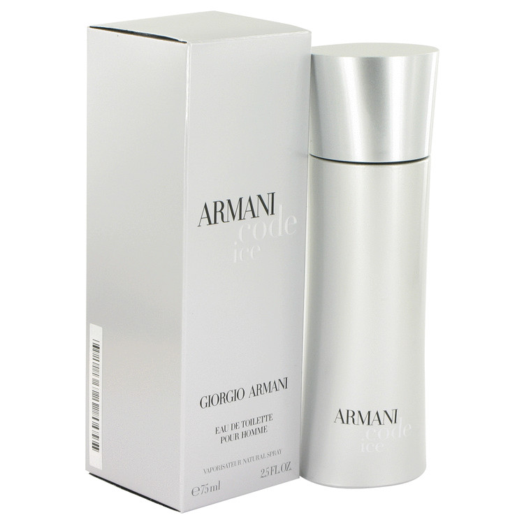 bd7f84623a6 Armani Code Ice Cologne By Giorgio Armani 2 5 Oz Eau De Toilette Spray