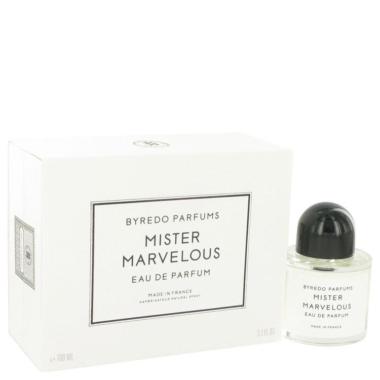 Byredo Mister Marvelous Cologne by Byredo - 3.4 oz Eau De Parfum Spray 516688