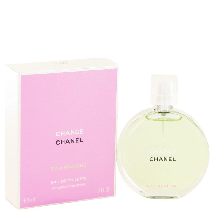 Chance Eau De Toilette By Chanel 2002 Basenotesnet