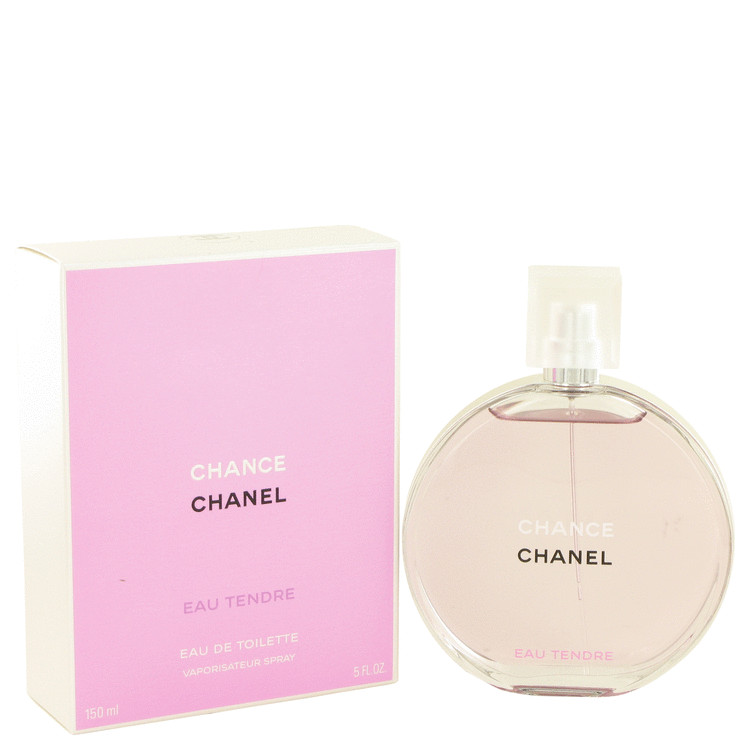 Chance Eau Tendre Eau de Toilette by Chanel (2010) — Basenotes.net 273497574b