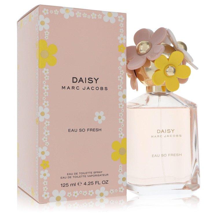 Daisy Eau So Fresh Perfume by Marc Jacobs - 4.2 oz Eau De Toilette Spray