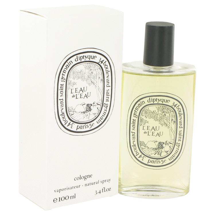 Diptyque L'eau De L'eau Perfume by Diptyque - 3.4 oz Eau De Toilette Spray 514061