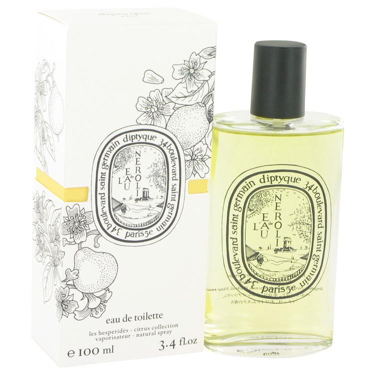 L'eau De Neroli Perfume by Diptyque - 3.4 oz Eau De Toilette Spray (Unisex) 516735