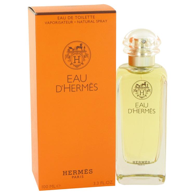 696df6cee9 Eau D'hermes Cologne by Hermes - 3.4 oz Eau De Toilette Spray