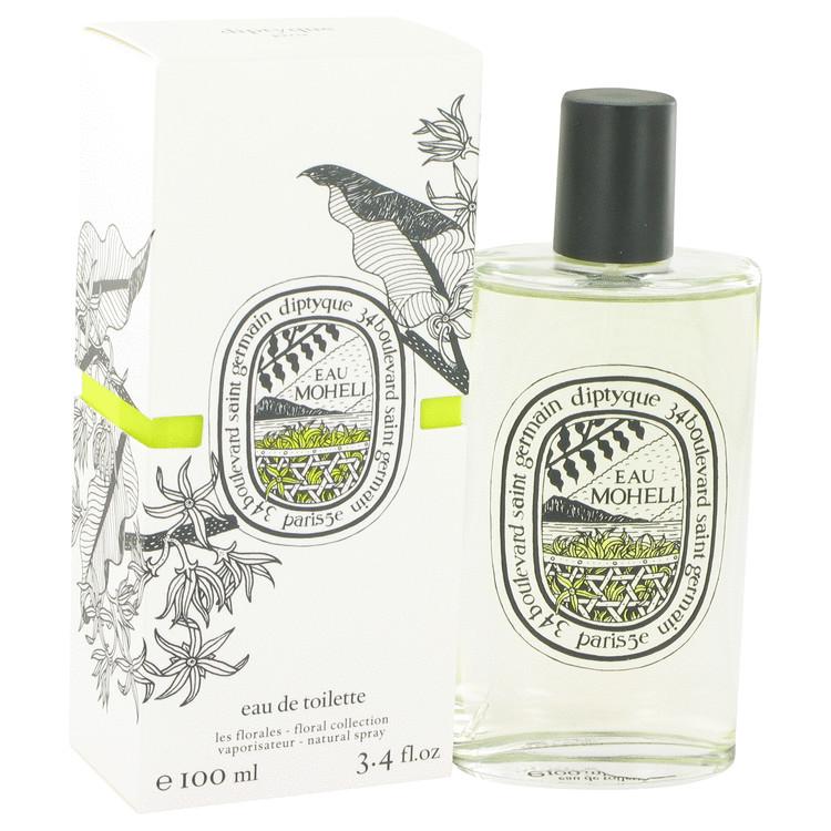 Eau Moheli Perfume by Diptyque - 3.4 oz Eau De Toilette Spray (Unisex) 516736