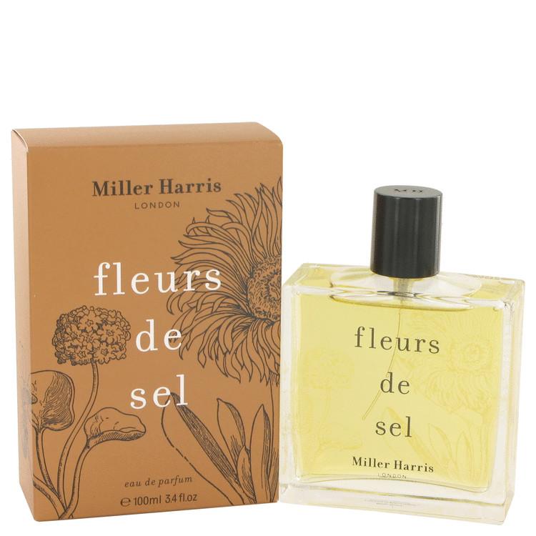 3d8e861fd Fleurs De Sel Perfume by Miller Harris - 3.4 oz Eau De Parfum Spray