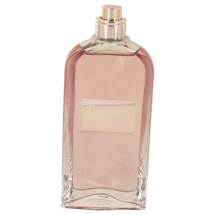 abercrombie fitch female first instinct perfume by abercrombie fitch 34 oz eau de parfum spray tester