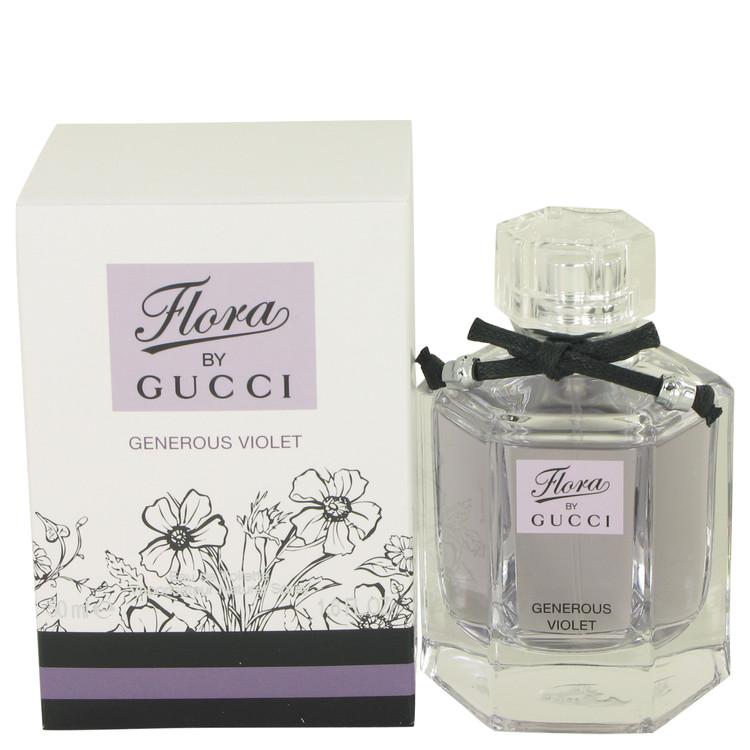 aa71d5b8b Flora Generous Violet Perfume by Gucci - 1.7 oz Eau De Toilette Spray