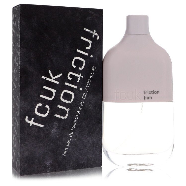 581c9fda99f Fcuk Friction Cologne by French Connection - 3.4 oz Eau De Toilette Spray