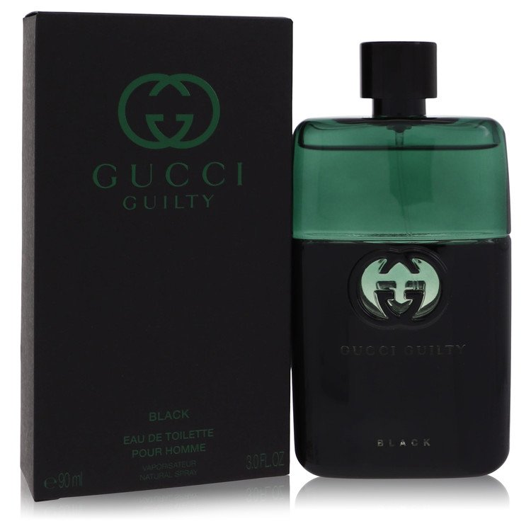 38352b200 Gucci Guilty Black Cologne by Gucci - 3 oz Eau De Toilette Spray