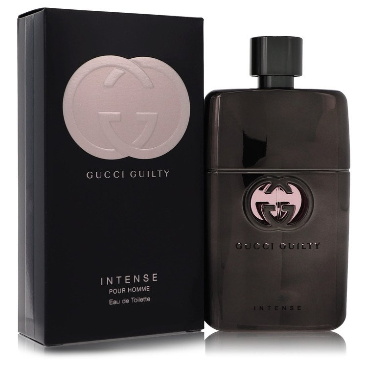 Gucci Guilty Intense Cologne by Gucci - 3 oz Eau De Toilette Spray 1747503e24