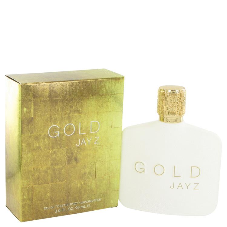 6fc4d02b5161 Gold Jay Z Cologne by Jay-Z - 3 oz Eau De Toilette Spray
