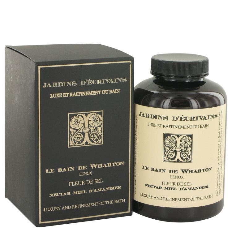 Jardins D'ecrivains Fleur De Sel Perfume by Jardins D'ecrivains - 500 gr Luxury and Refinement of the Bath Sea Salt 518502