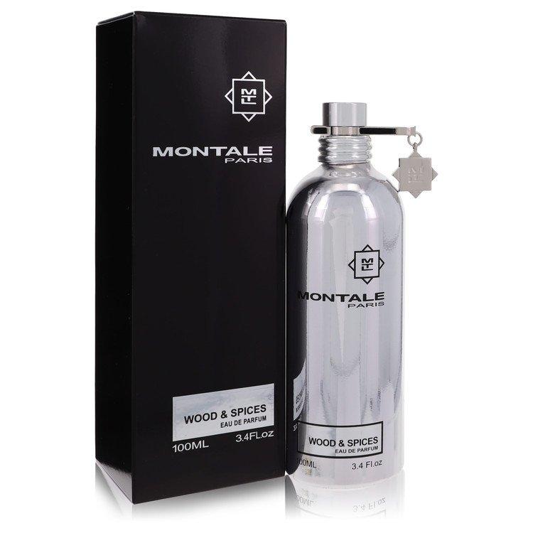 Montale Wood & Spices Cologne by Montale - 3.4 oz Eau De Parfum Spray