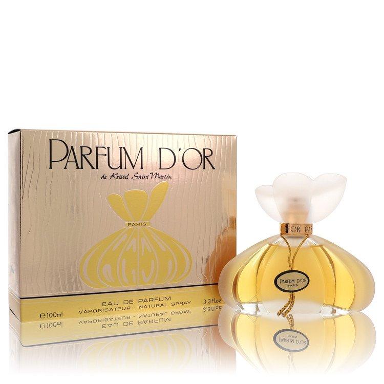 Parfum Dor By Kristel Saint Martin 1995 Basenotesnet