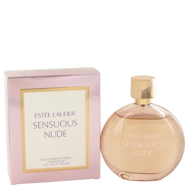 Sensuous Nude Perfume by Estee Lauder - 3.4 oz Eau De Parfum Spray 481520