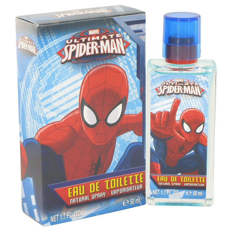 Spiderman Cologne by Marvel - 1.7 oz Eau De Toilette Spray 436039