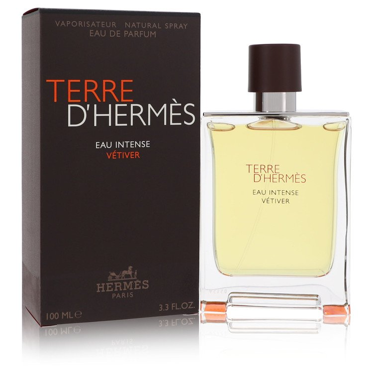 Terre Dhermès Eau Intense Vétiver By Hermès 2018 Basenotesnet