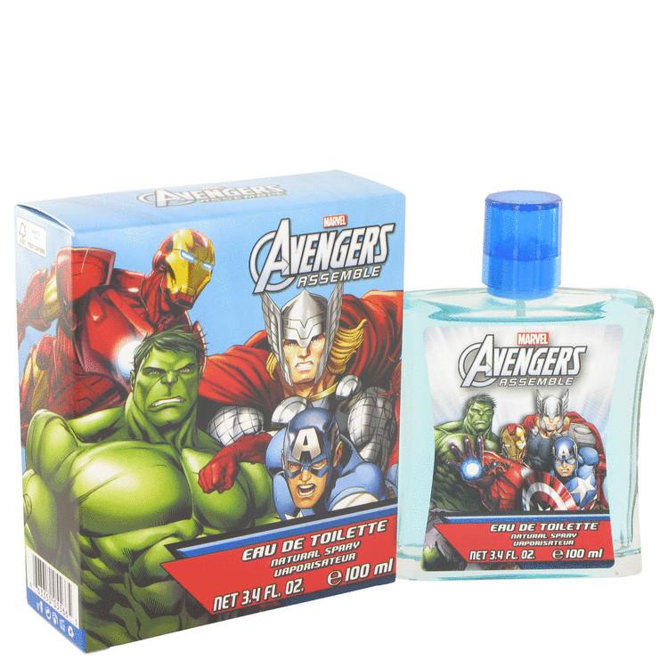 Avengers Cologne by Marvel - 3.4 oz Eau De Toilette Spray 511752