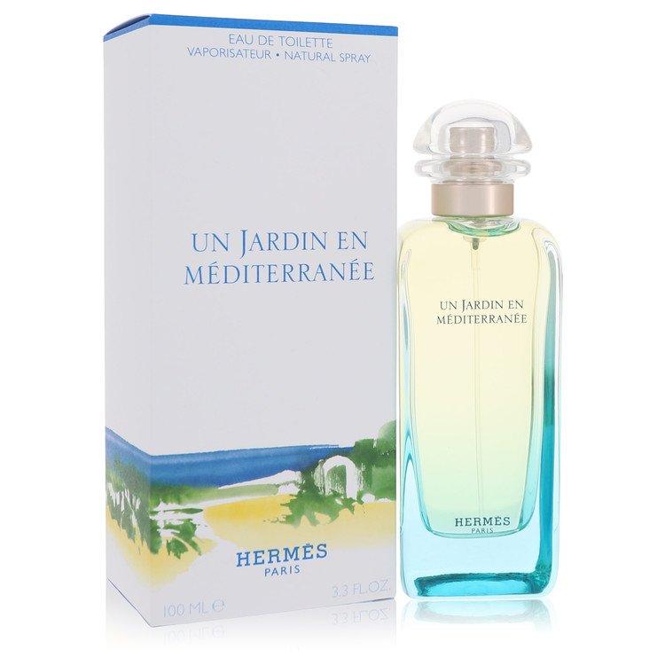 Un Jardin En Méditerranée By Hermès 2003 Basenotesnet