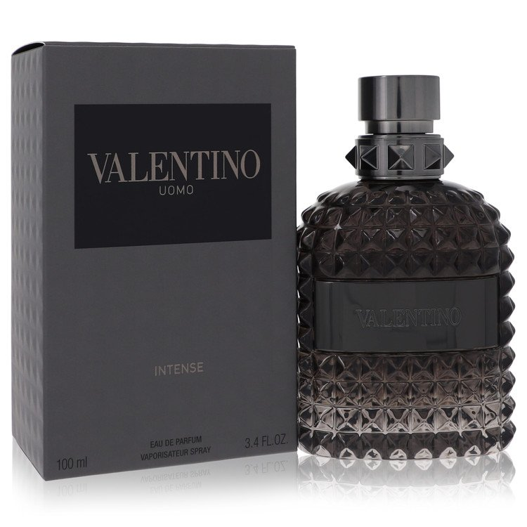 f5f401ce61 Valentino Uomo Intense Cologne by Valentino - 3.4 oz Eau De Parfum Spray