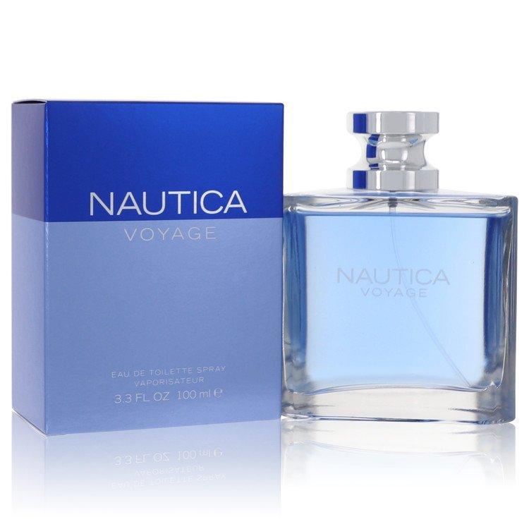 03045012f Nautica Voyage Cologne by Nautica - 3.4 oz Eau De Toilette Spray
