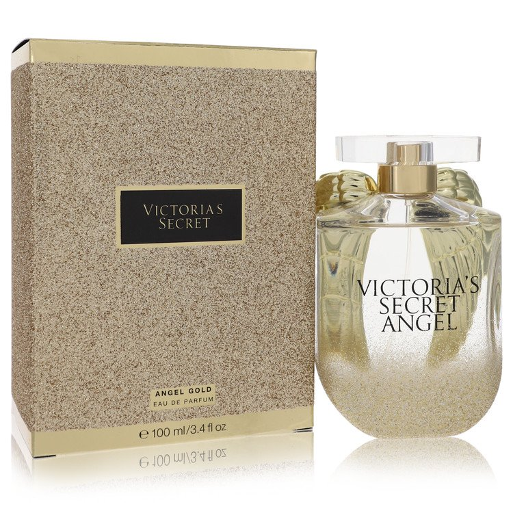 e65c2284a0a Victoria s Secret Angel Gold Perfume by Victoria s Secret - 3.4 oz Eau De  Parfum Spray