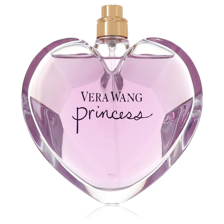 vera wang female princess perfume by vera wang 34 oz eau de toilette spray tester