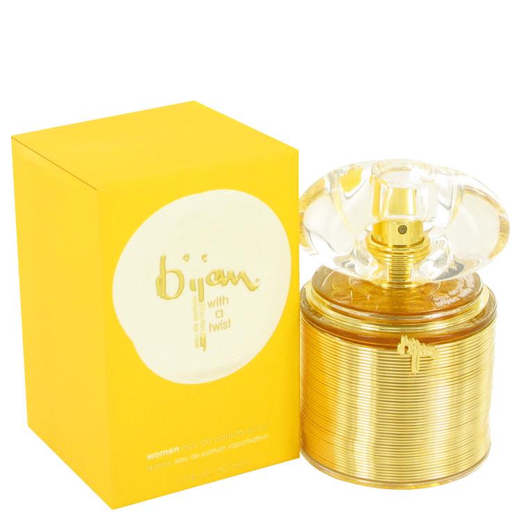 Bijan With A Twist Perfume by Bijan - 1.7 oz Eau De Parfum Spray 417453