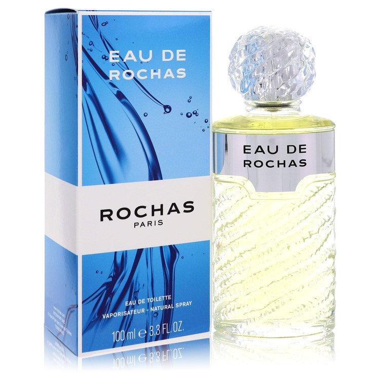 15e7f005b Eau De Rochas Perfume by Rochas - 3.4 oz Eau De Toilette Spray
