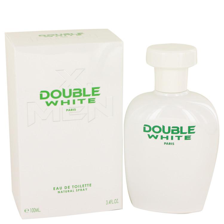 X-men Double White Cologne by Marvel - 3.4 oz Eau De Toilette Spray 535901